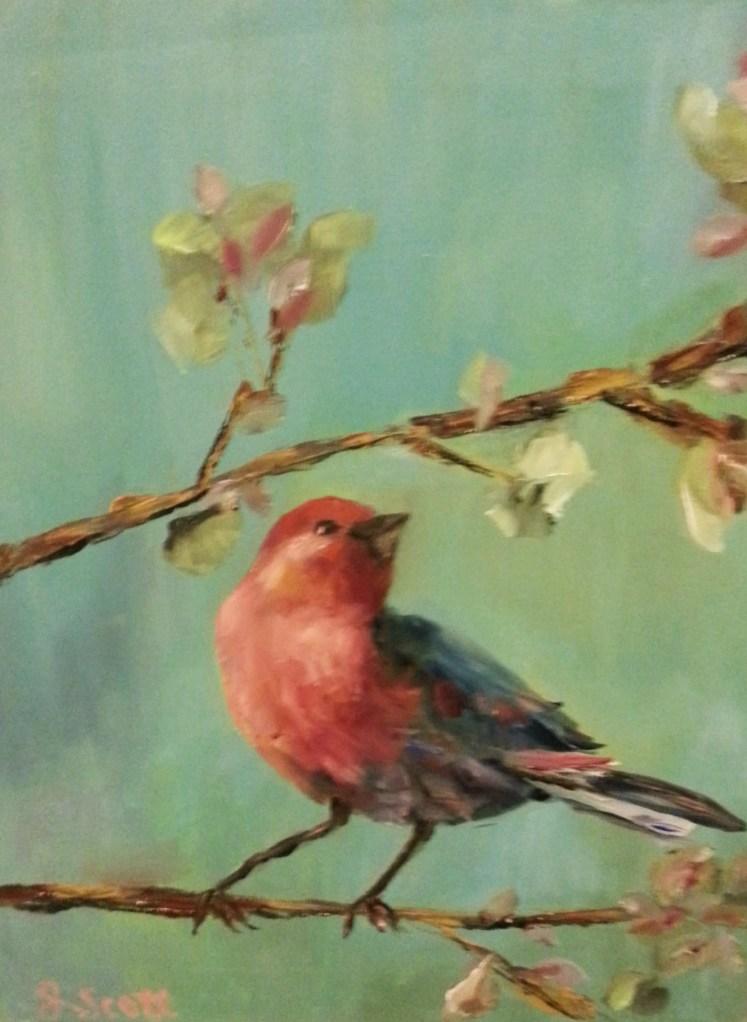 Birdie (Sold)